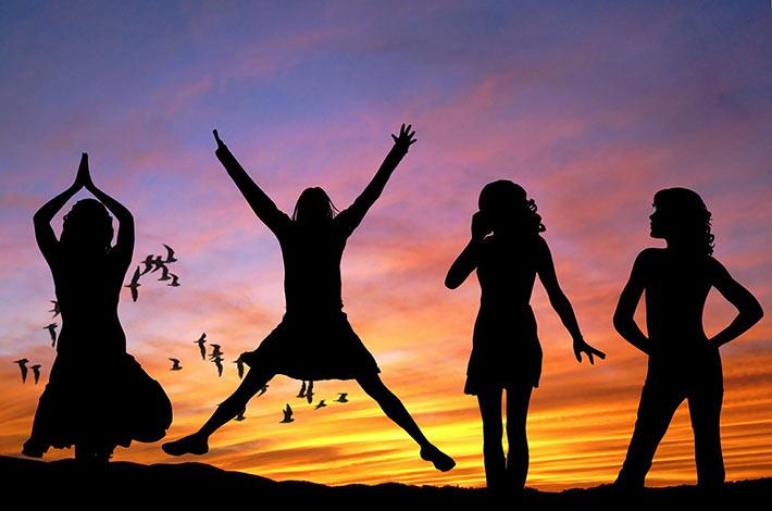 Terapia de grupo mujeres