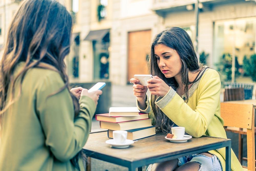 Redes sociales y las relaciones personales