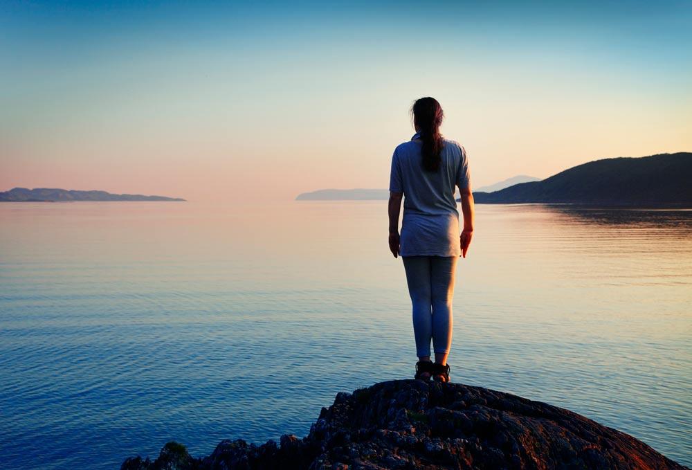 Mar y bienestar emocional