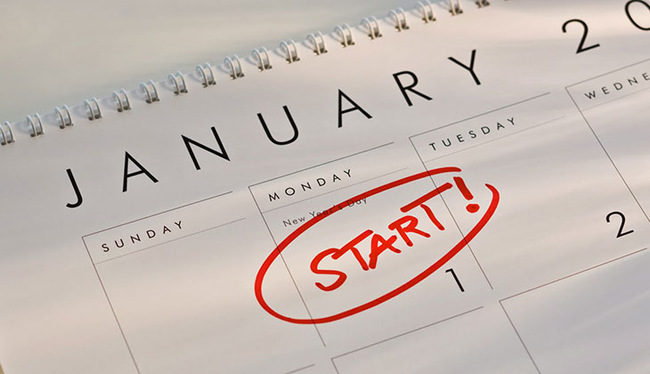 7 claves para cumplir tus propósitos de Año Nuevo