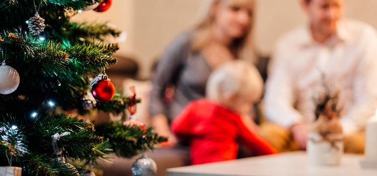 Cómo afrontar las Navidades con mentalidad positiva