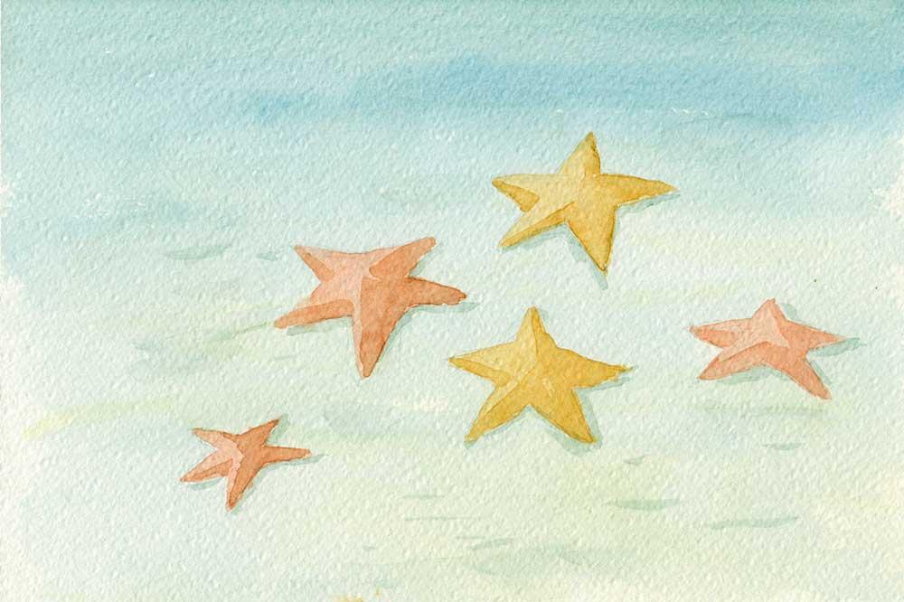 Estrellas de psicoterapia