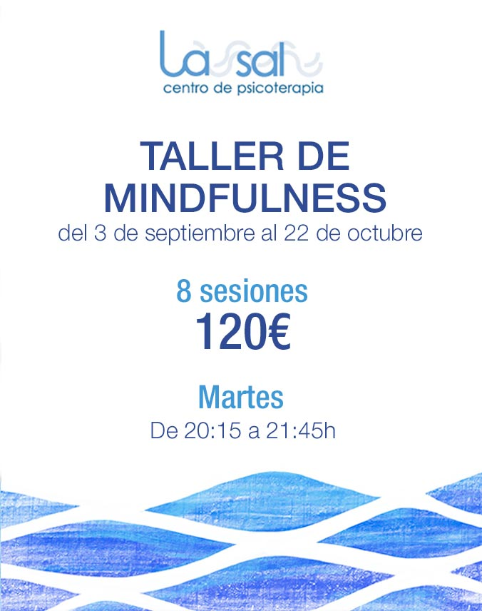 talleres mindfulness