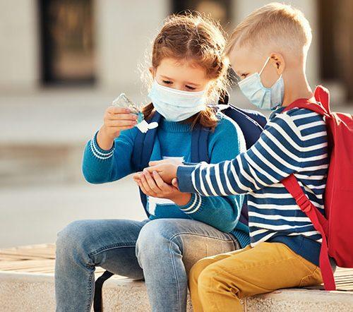 Época de cambios por la pandemia. ¿Cómo les puede afectar a los niños?